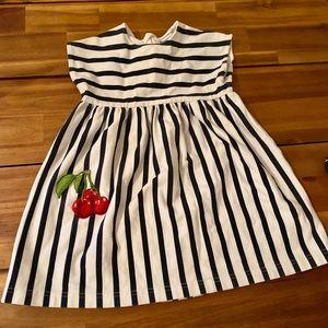 Dolce & Gabbana Kids Dress Striped
